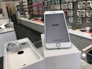 As New iPhone 7 plus 256GB silver tax invoice Apple Warranty Labrador Gold Coast City Preview