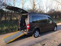 2014 Volkswagen Caddy Maxi Life 1.6 TDI 5dr DSG AUTOMATIC WHEELCHAIR ACCESSIB...