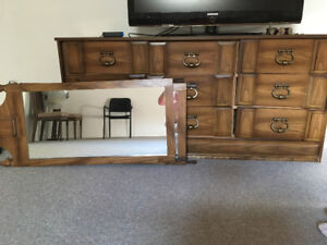 Free dresser, chairs, misc small items.