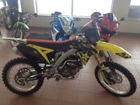 Fuel injected 2012 rmz 250