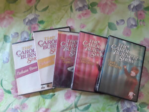Carol Burnett DVD set