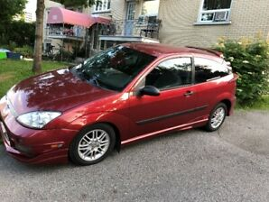 Ford Focus ZX3 manuelle 2004