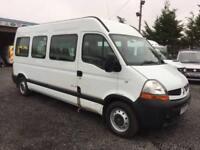 Renault MASTER 2009 minibus LWB patient transfer vehicle