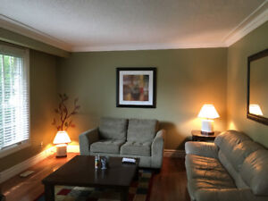 2 Rooms for rent MINs walk Niagara College Welland Furnished