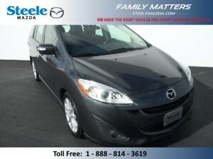 2017 Mazda MAZDA5 GT OWN FOR $155 BI-WEEKLY WITH $0 DOWN!