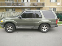 2002 FORD EXPLORER SPORT TRAC NEED GONE ASAP AS IS