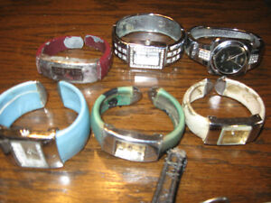 21 assorted watches, mainly womens, designer, sports Windsor Region Ontario image 3