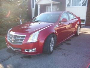 2010 Cadillac CTS 4 cuire Berline, toit ouvrant