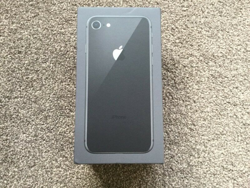 Brand new Apple iPhone 8