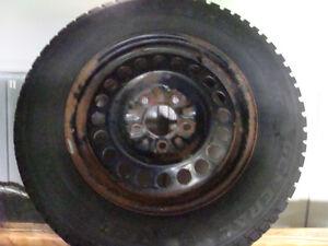 205/70R 15 Snow Tires