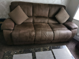3 Sofas & 1 Marble Tables
