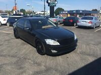 Mercedes-benz S-Class S550 4MATIC-MAG 21 POUCES 2007