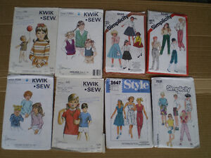 Sewing Patterns Edmonton Edmonton Area image 9