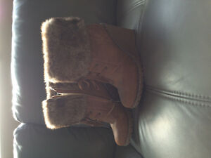 Warmy boots