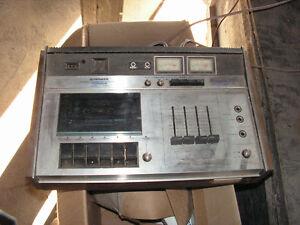 vintage pioneer cassette deck