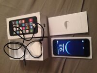 iPhone 5s unlocked with box and charger