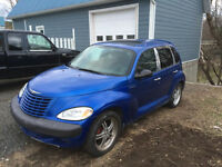 2003 Chrysler PT Cruiser Touring 1000$ nego
