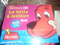 CLIFFORD PHONICS BOOK SETS(FRENCH)__NEW!!