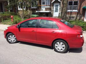 Toyota Yaris 2008 - 117 000 km