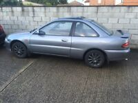 Proton 1.8 coupe swap try me