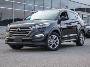 2016 Hyundai Tucson Premium Heated Seats | Blind Spot Monitoring