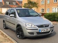 2004 Vauxhall Corsa 1.4 i 16v SXi Hatchback 3dr Petrol Manual (142 g/km, 89