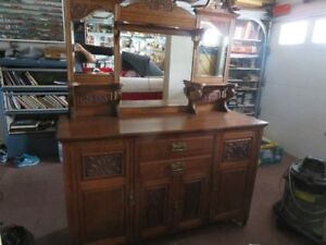 SIDEBOARD OR CHINA CABINET