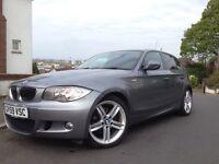 BMW 118d M SPORT. Automatic