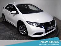 2013 HONDA CIVIC 1.4 i VTEC SE T Bluetooth 1 Owner Low Miles