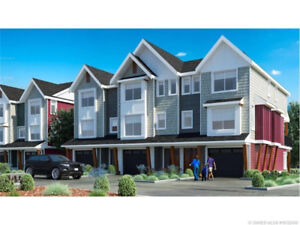Brand new townhouse on golf course - West Kelowna