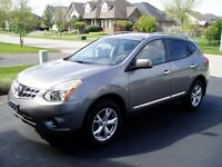 2011 Nissan Rogue SV SUV, LEATHER-BLUE TOOTH-NISSAN LEASE RETURN