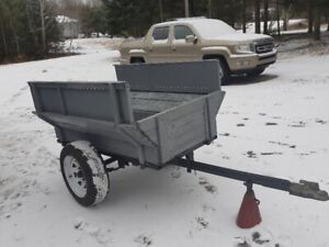 4 wheeler wagon