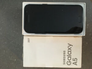 Samsung A5 2017 à vendre!