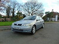 Lovely 2003 Vauxhall Astra 1.6i 16v Elegance Full Service History New MOT
