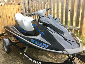 Yamaha Waverunner with trailer only 75 running hours