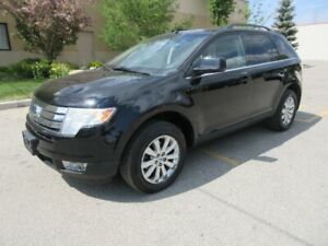 2008 FORD EDGE LIMITED AWD SUV FULLY LOADED
