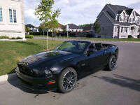 2014 Ford Mustang GT 5.0 Cabriolet  CHANCE INCROYABLE!
