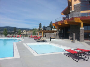 Luxury 2 bed vacation rental. Indulge the Okanagan, West Kelowna