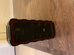 Used Enermax Black and Red Mid Tower