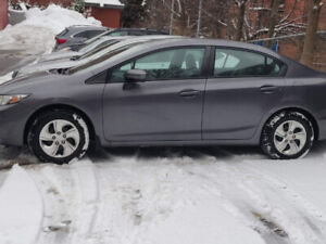 Amazing Opportunity!$9,200 Honda Civic 2014- MANUAL TRANSMISSION
