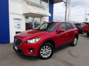 2016 Mazda CX-5 GS AWD, Nav, Sunroof, Heated Leather, One Owner
