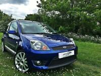 Ford Fiesta ST 2.0 2007 Performance Blue 3 Door 150BHP **1 Owner Ford History**