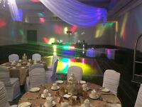 DATES STILL AVAILABLE!  DJ Wedding Services