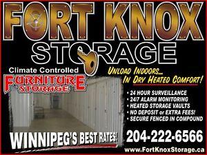 INDOOR HEATED Furniture Storage NK/Trans OutdoorVehicleStorage