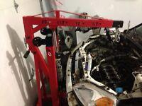 Engine hoist rental