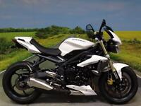 Triumph Street Triple ABS *One owner from new Superb bike with lots of extras!*