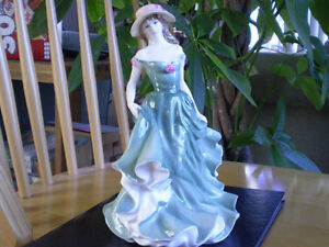 "Royal Doulton Figurine "" Best Wishes "" - HN3971 Kitchener / Waterloo Kitchener Area image 2"