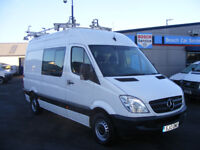 Mercedes Sprinter 316 CDI (white) 2013