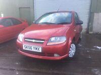 Chevrolet Kalos 1.2 (1 Years Mot) £500