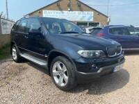 BMW X5 D SPORT EXCLUSIVE Black Auto Diesel, 2006